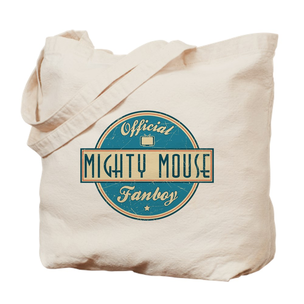 Official Mighty Mouse Fanboy Tote Bag