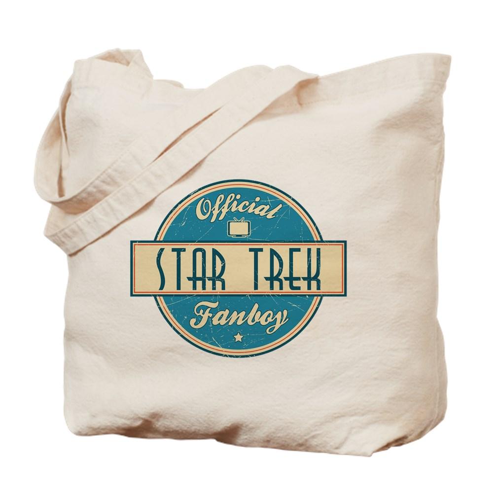 Official Star Trek Fanboy Tote Bag