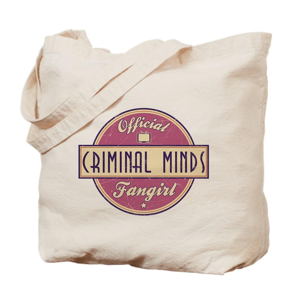 Official Criminal Minds Fangirl Tote Bag