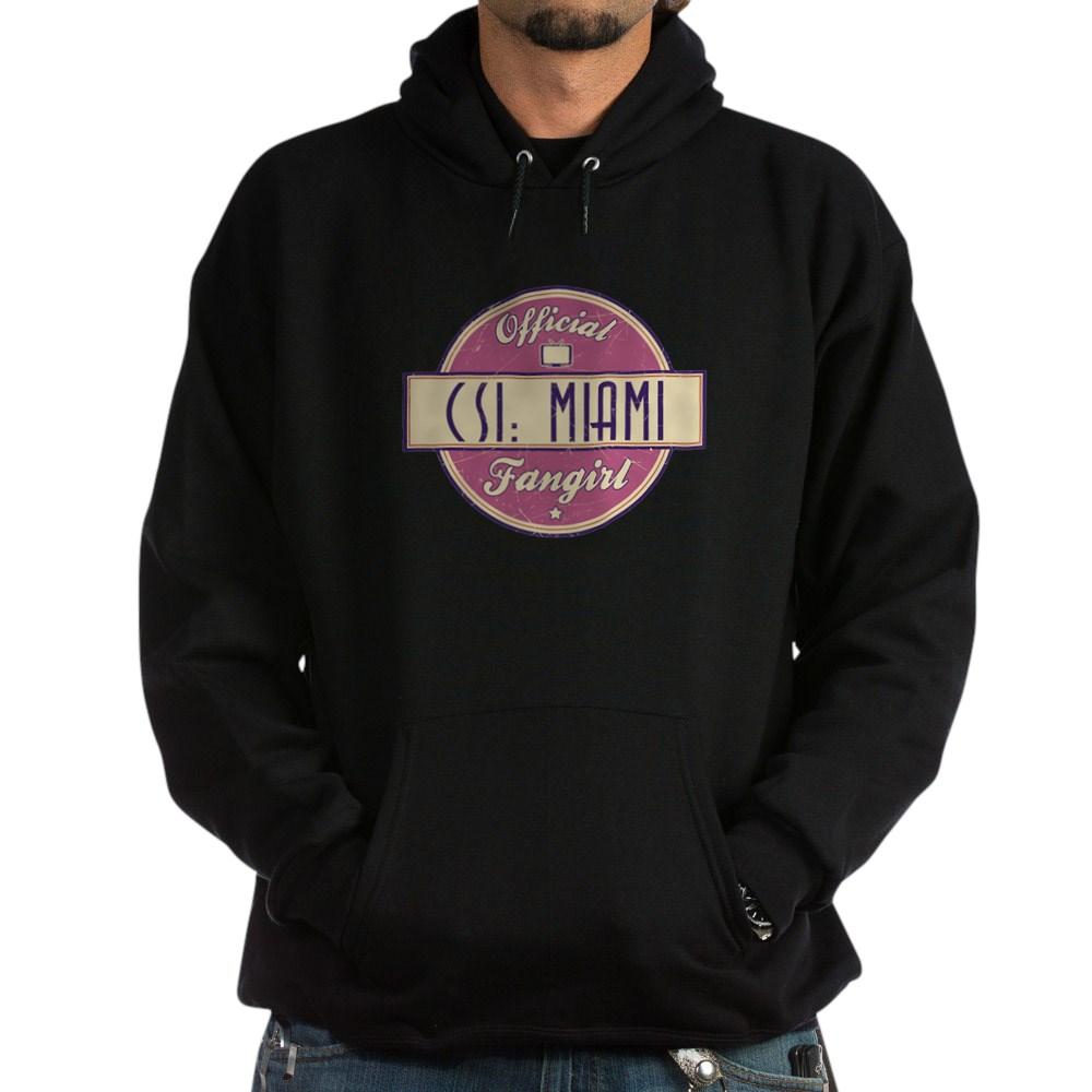 Official CSI: Miami Fangirl Dark Hoodie