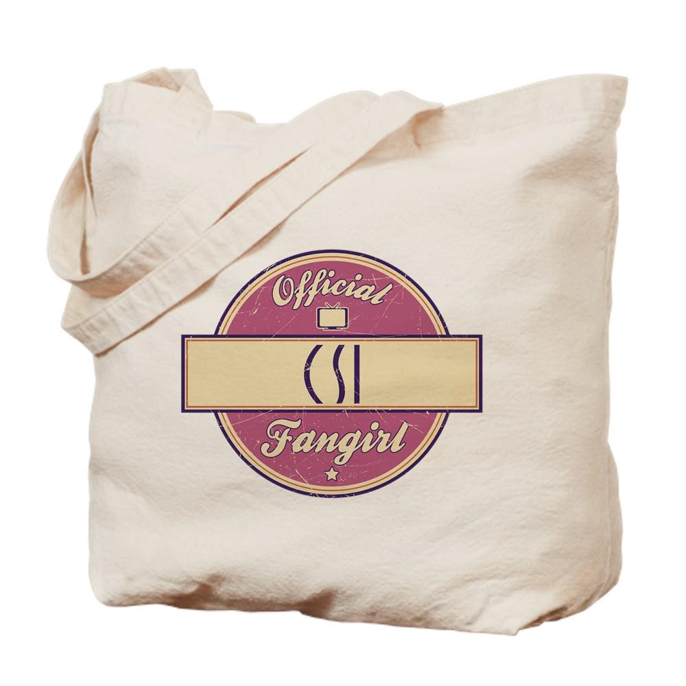 Official CSI Fangirl Tote Bag