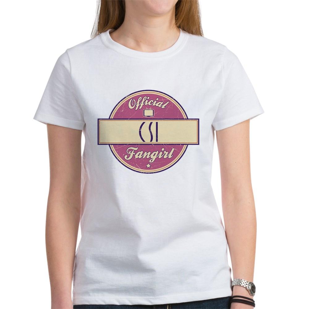 Official CSI Fangirl Women's T-Shirt