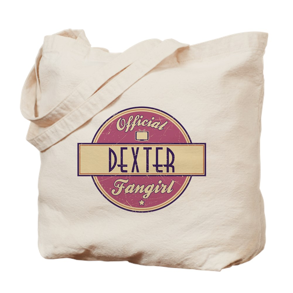 Official Dexter Fangirl Tote Bag