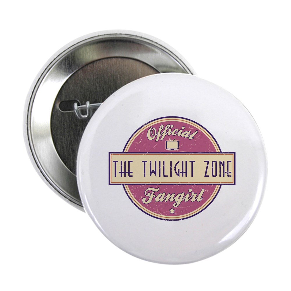 Official The Twilight Zone Fangirl 2.25