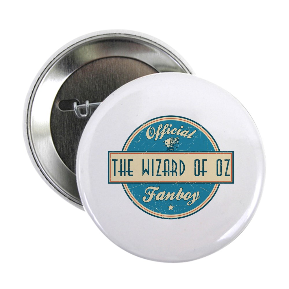 Official The Wizard of Oz Fanboy 2.25