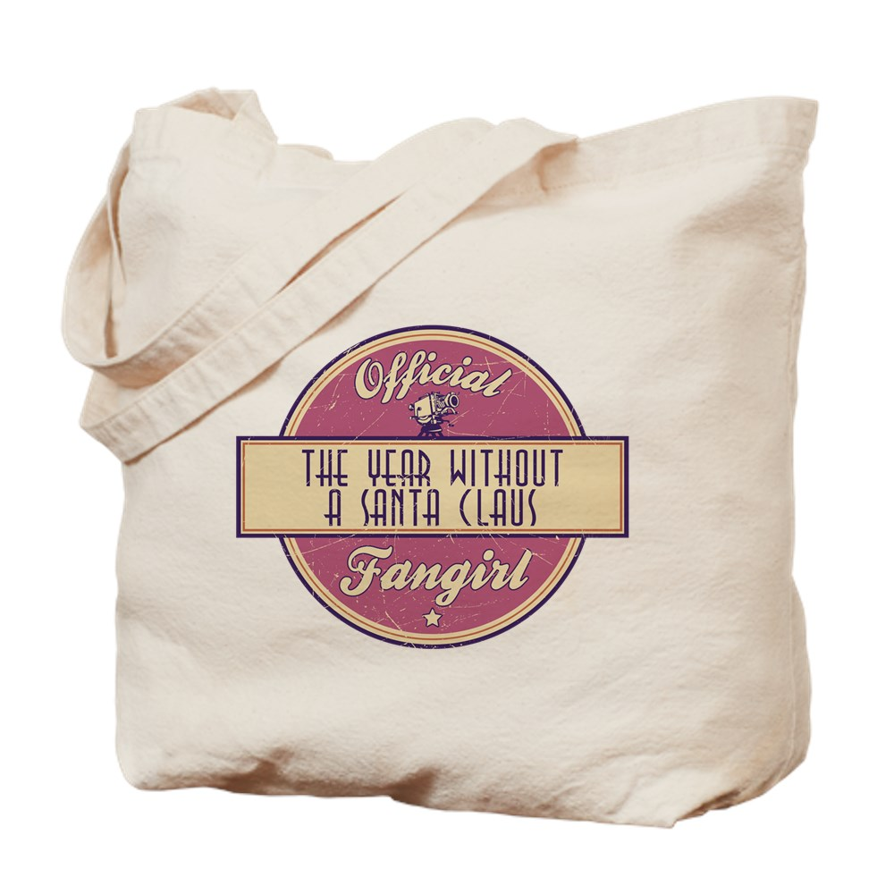 Official The Year Without a Santa Claus Fangirl Tote Bag