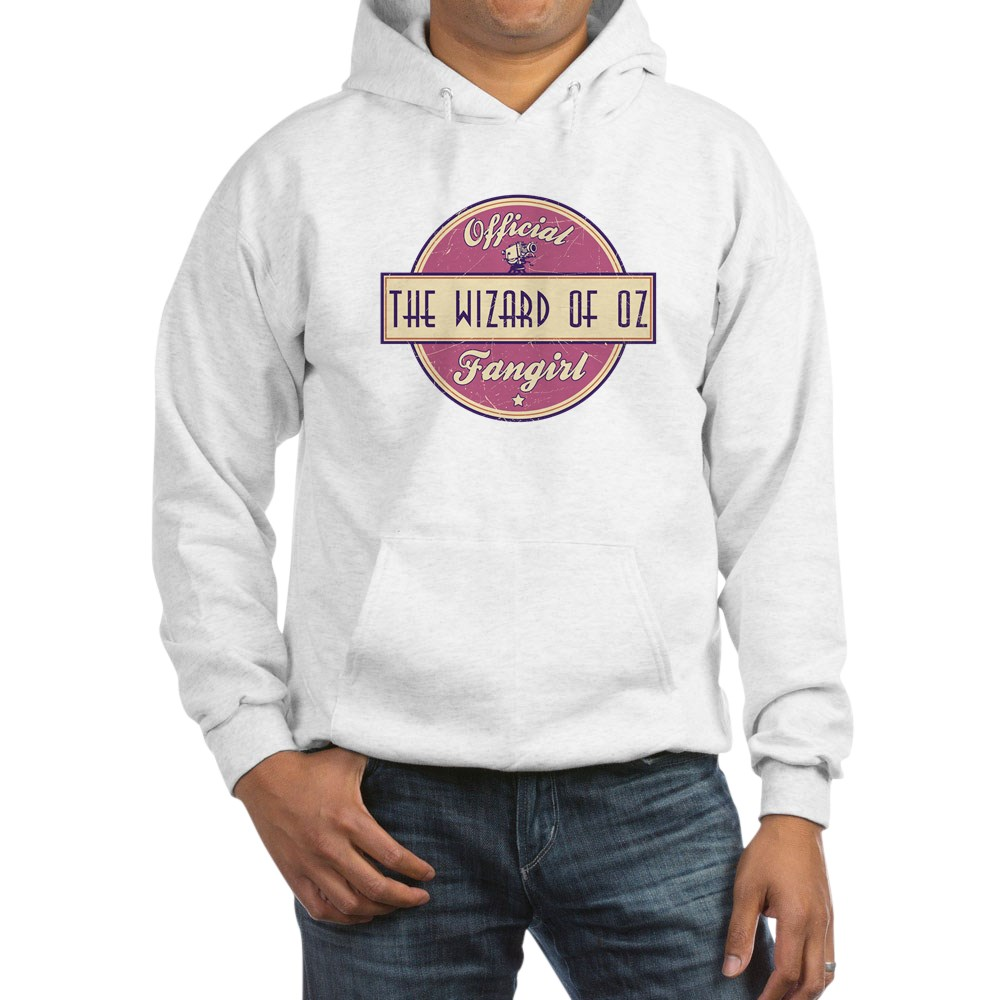 Official The Wizard of Oz Fangirl Hooded Sweatshirt