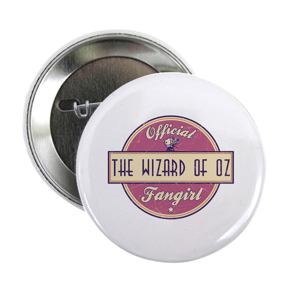 Official The Wizard of Oz Fangirl 2.25