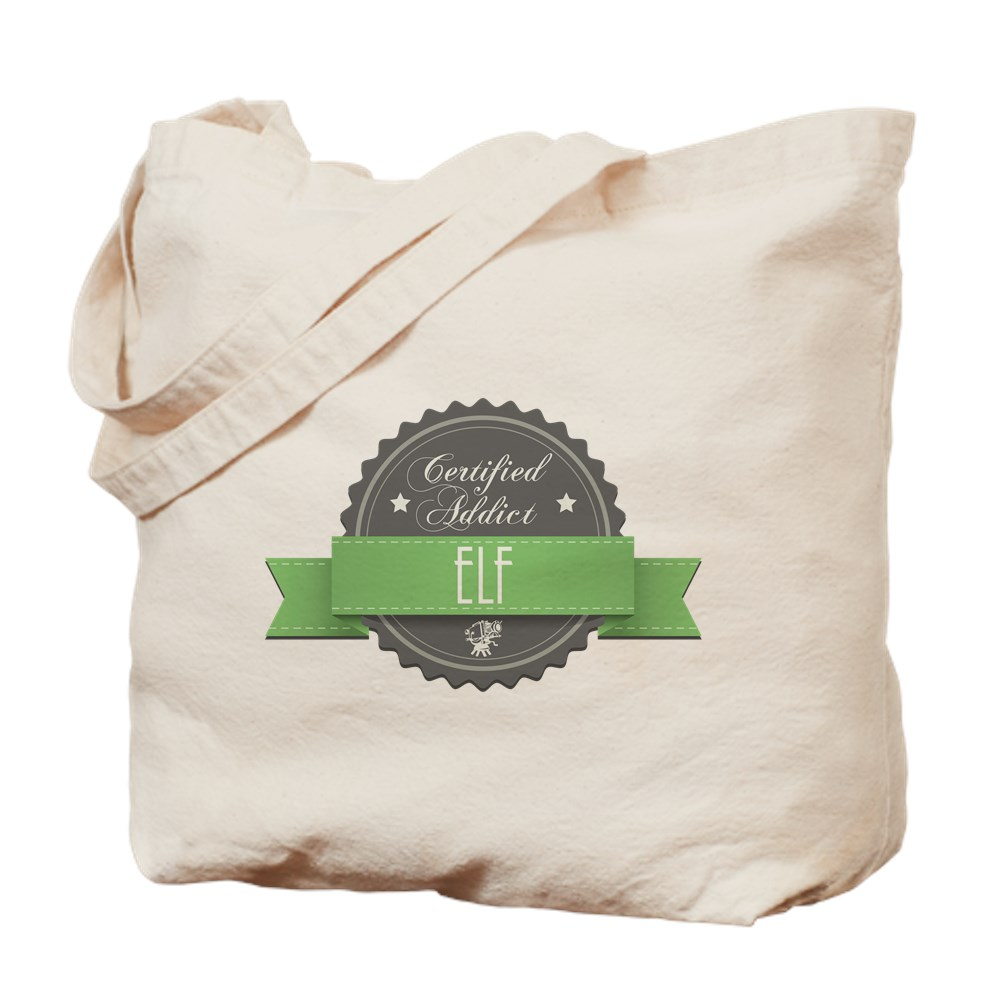 Certified Addict: Elf  Tote Bag