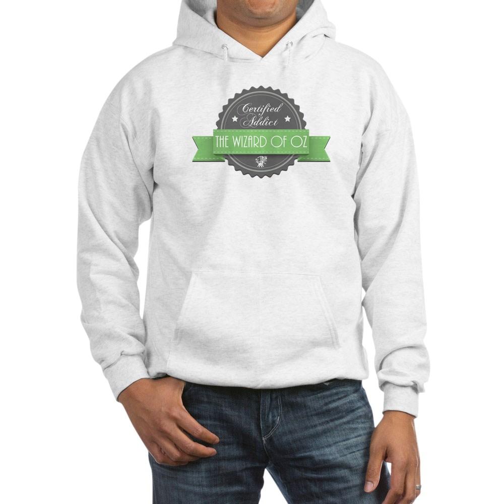 Certified Addict: The Wizard of Oz  Hooded Sweatshirt