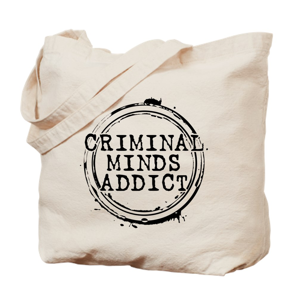 Criminal Minds Addict Tote Bag
