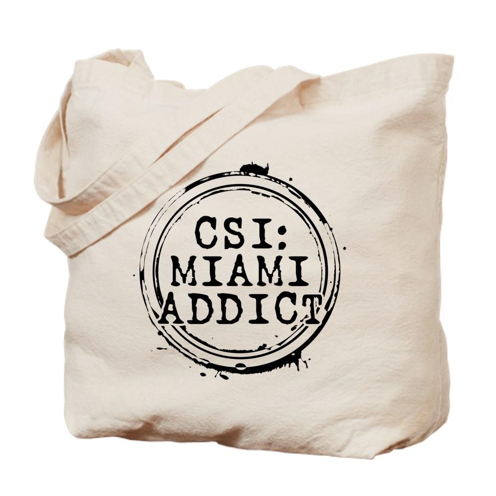 CSI: Miami Addict Tote Bag