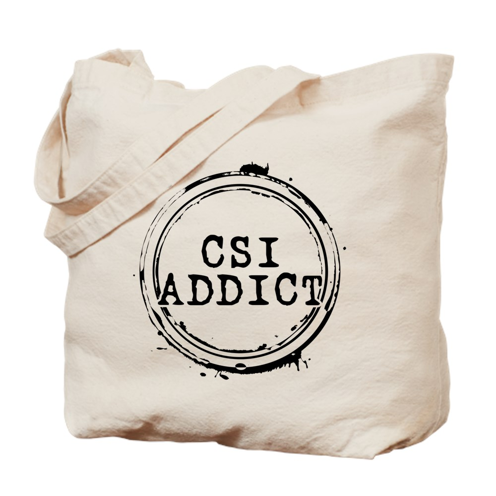 CSI Addict Tote Bag