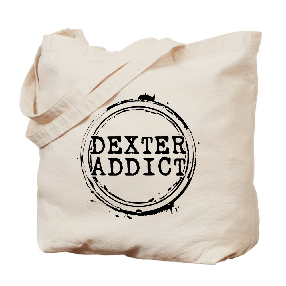 Dexter Addict Tote Bag