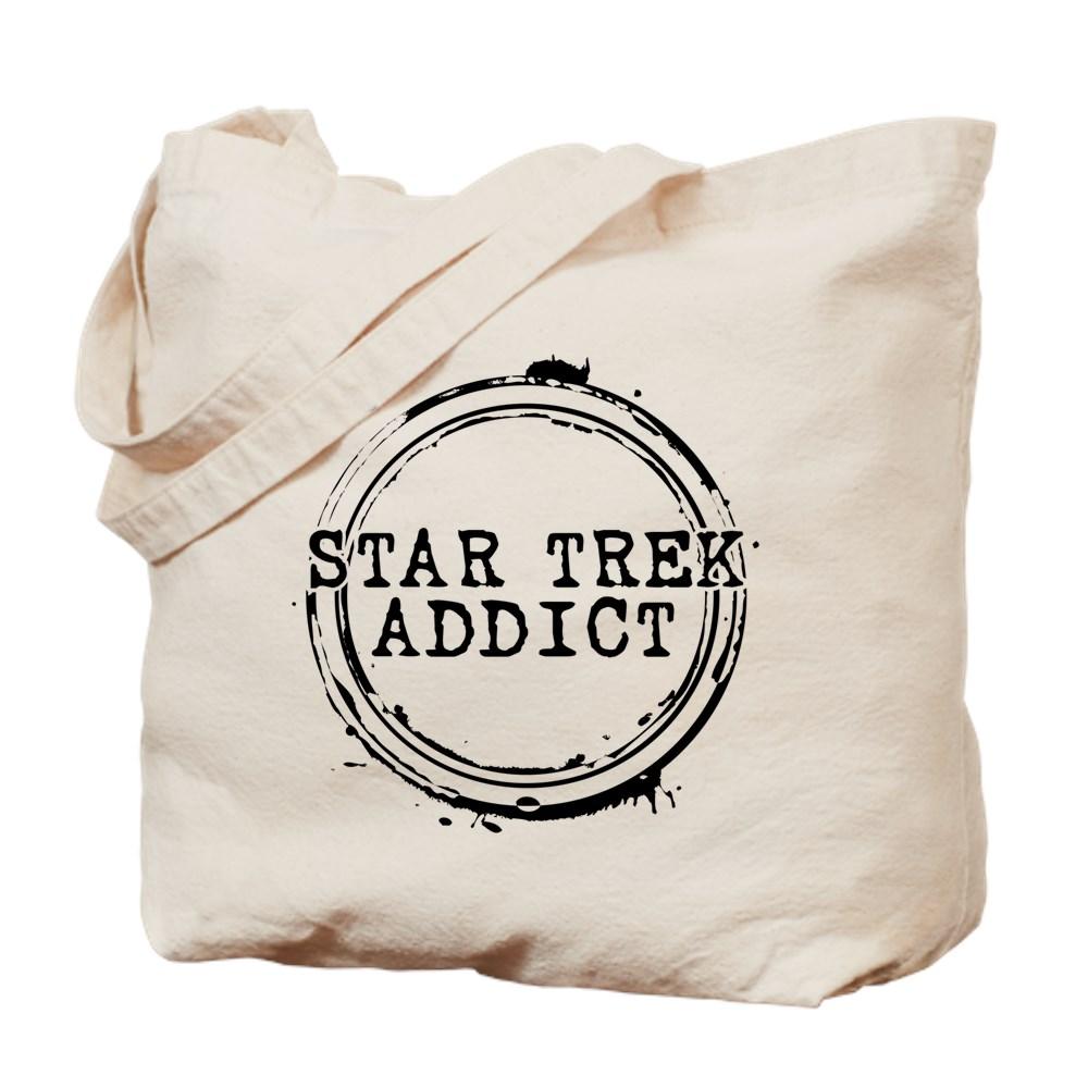 Star Trek Addict Tote Bag