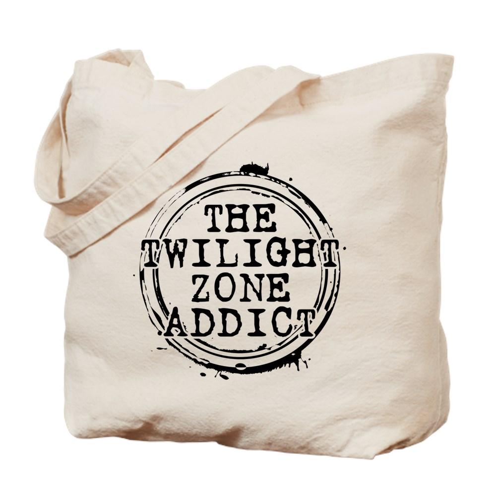 The Twilight Zone Addict Tote Bag