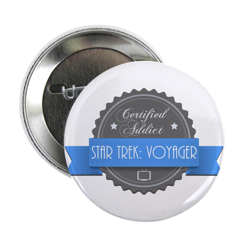 Certified Star Trek: Voyager Addict 2.25