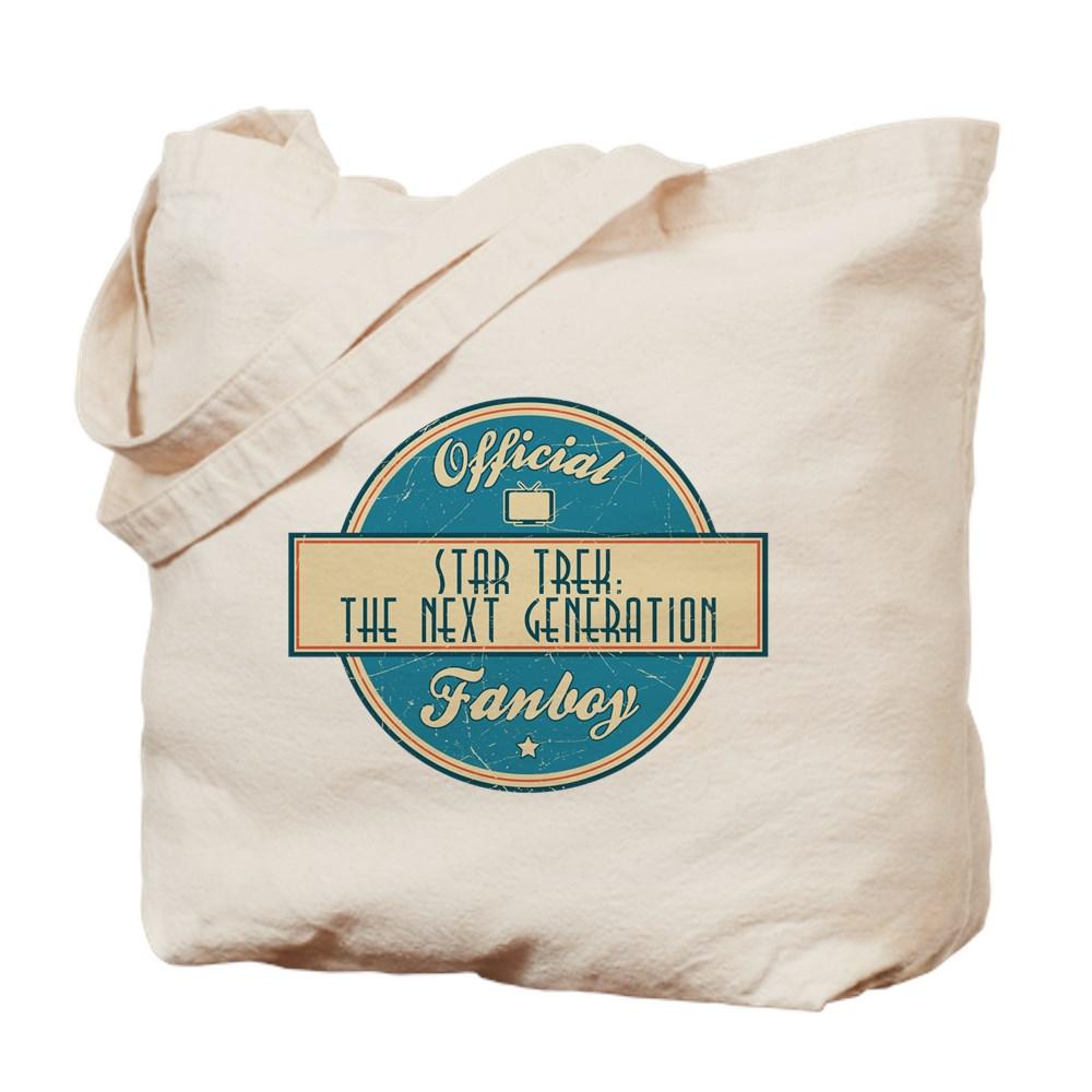 Offical Star Trek: The Next Generation Fanboy Tote Bag