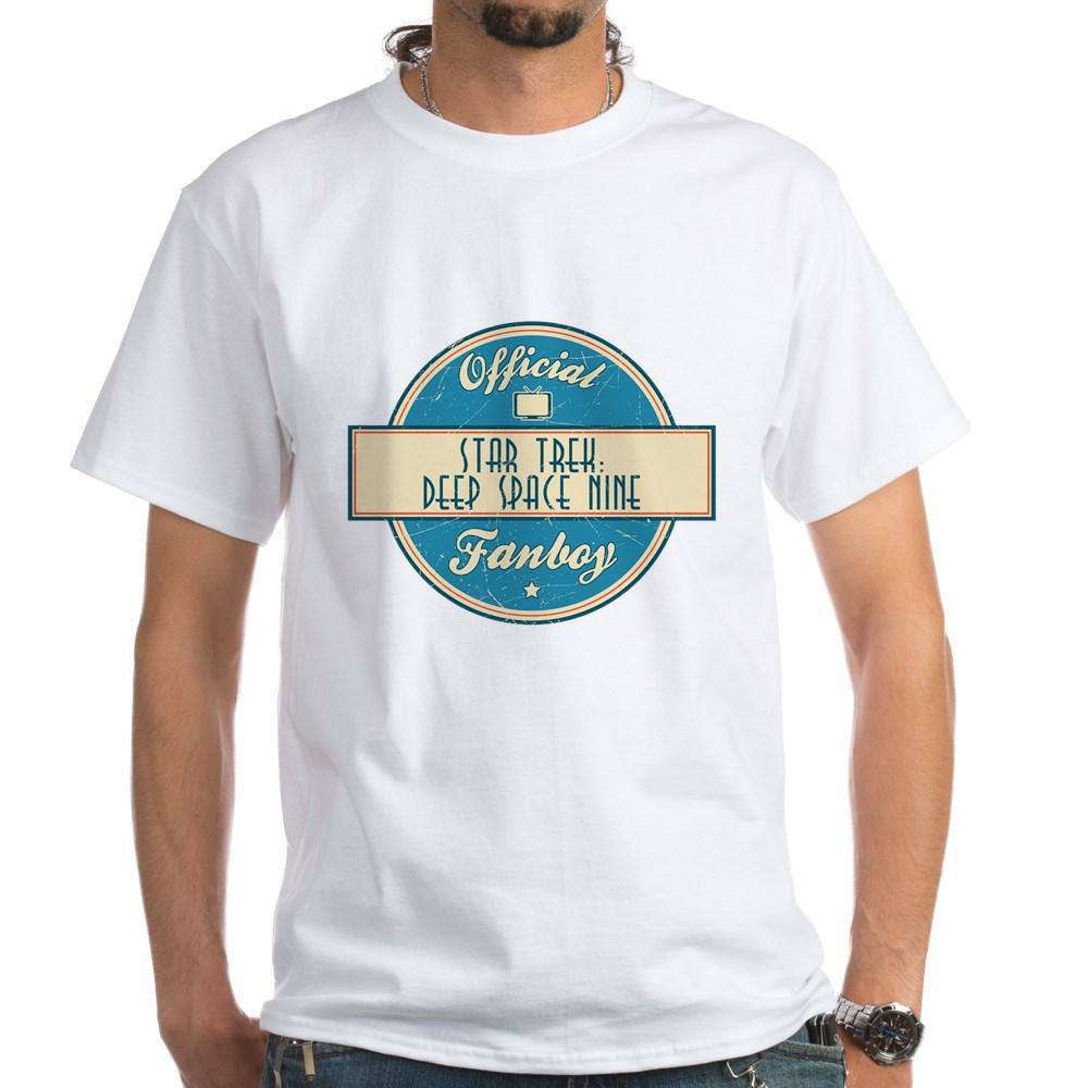 Offical Star Trek: Deep Space Nine Fanboy White T-Shirt