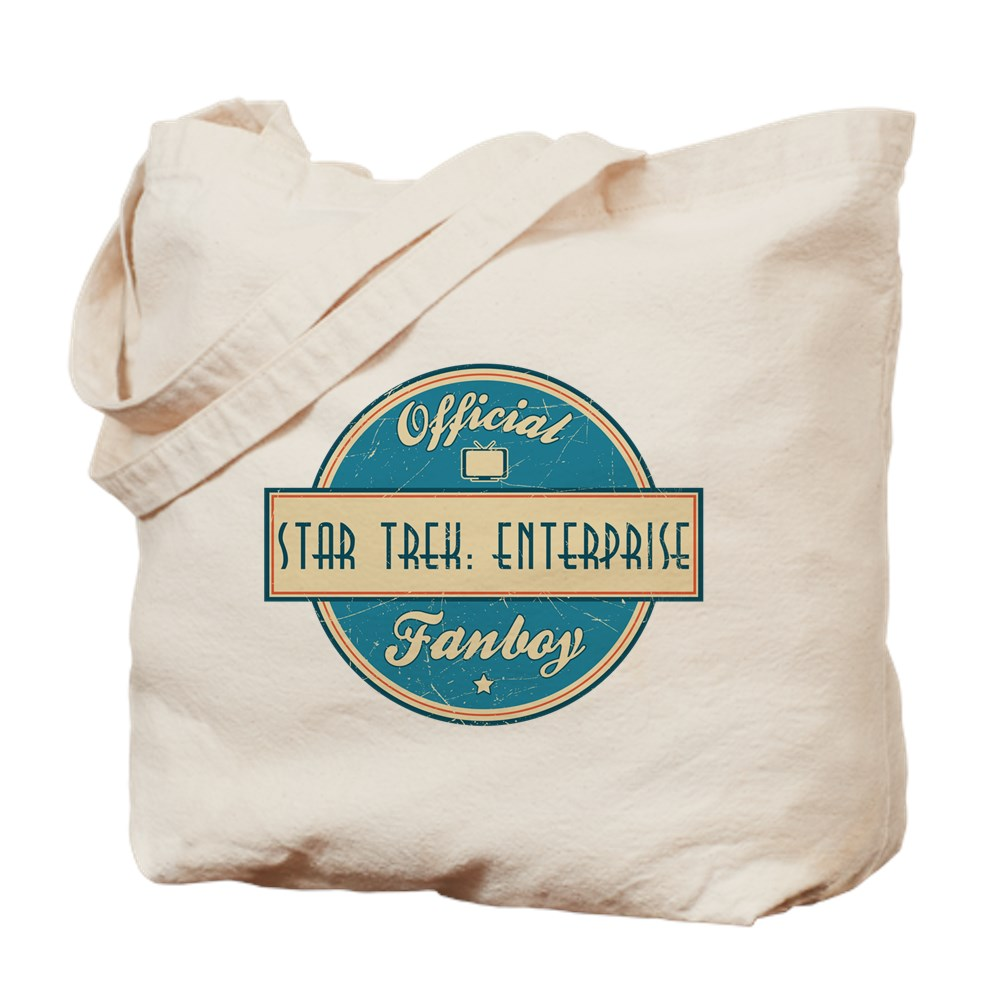 Offical Star Trek: Enterprise Fanboy Tote Bag