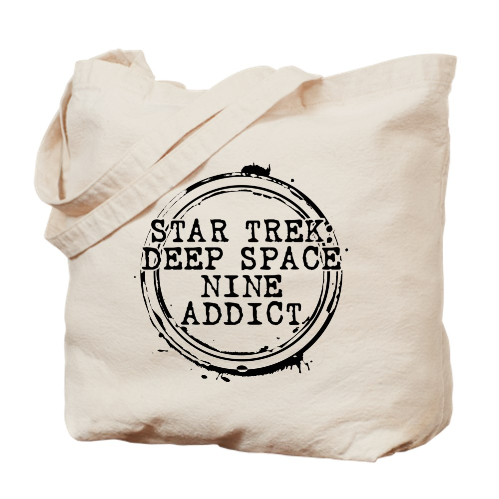 Star Trek: Deep Space Nine Addict Stamp Tote Bag
