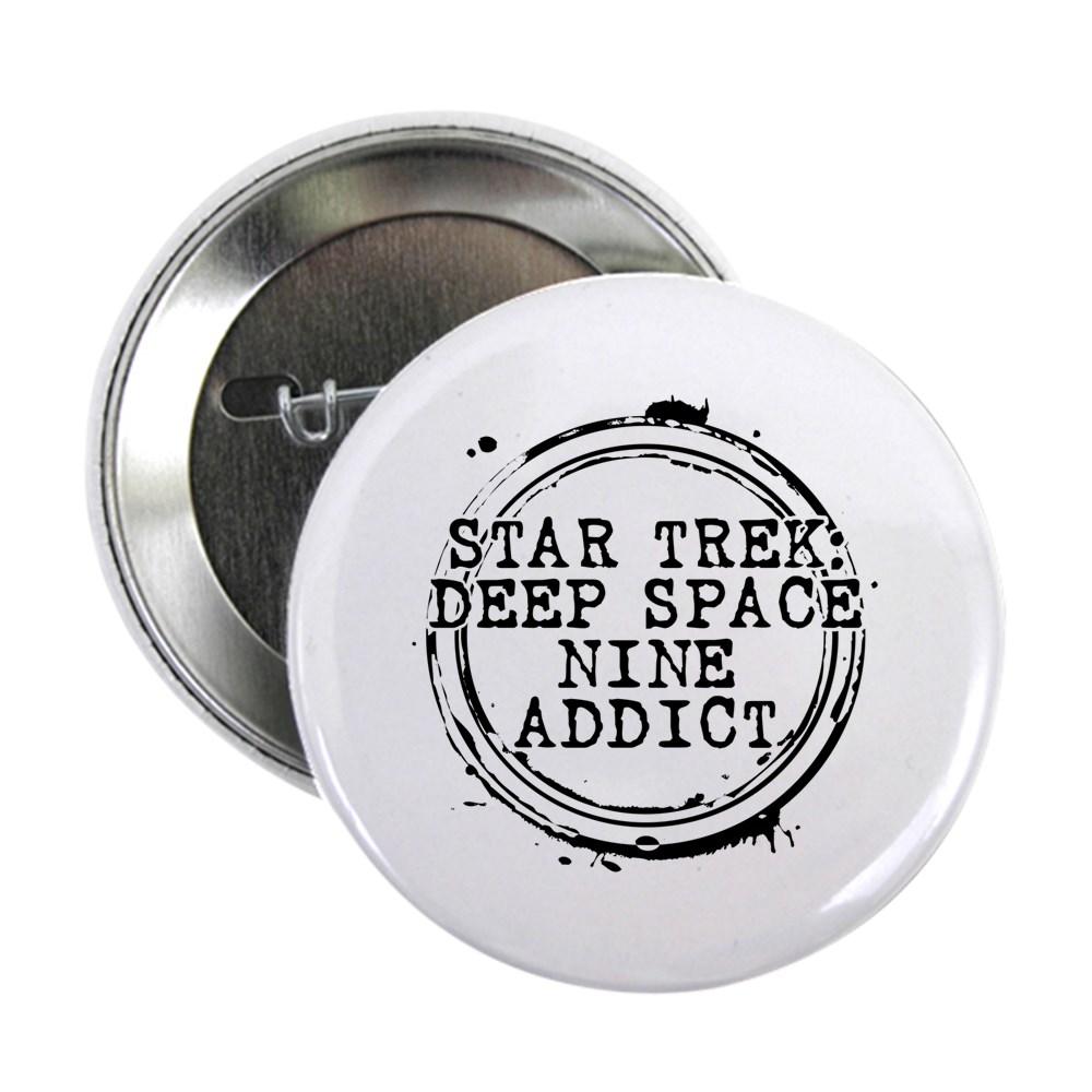 Star Trek: Deep Space Nine Addict Stamp 2.25