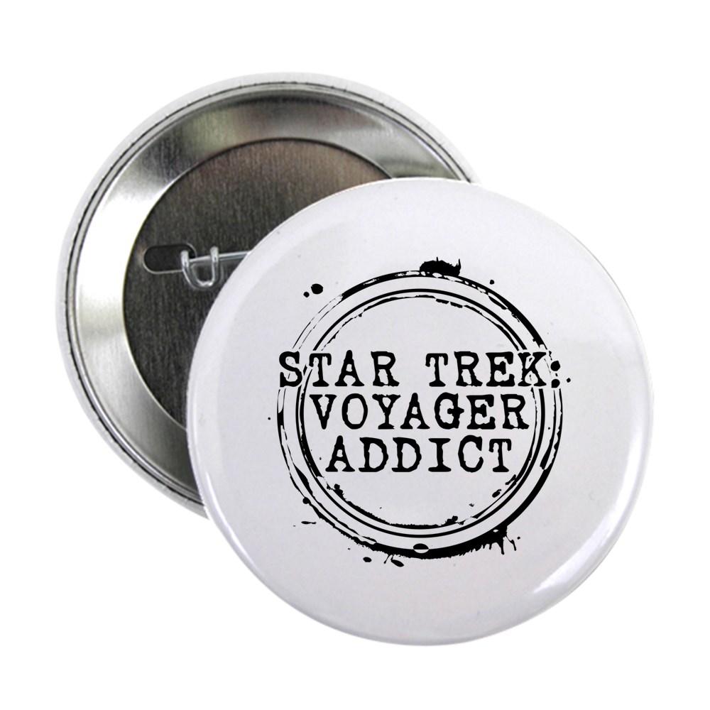 Star Trek: Voyager Addict Stamp 2.25