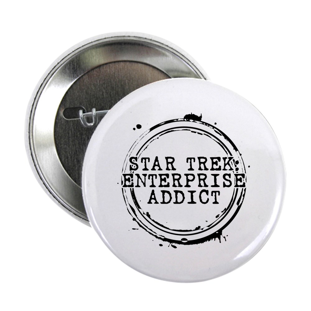 Star Trek: Enterprise Addict Stamp 2.25
