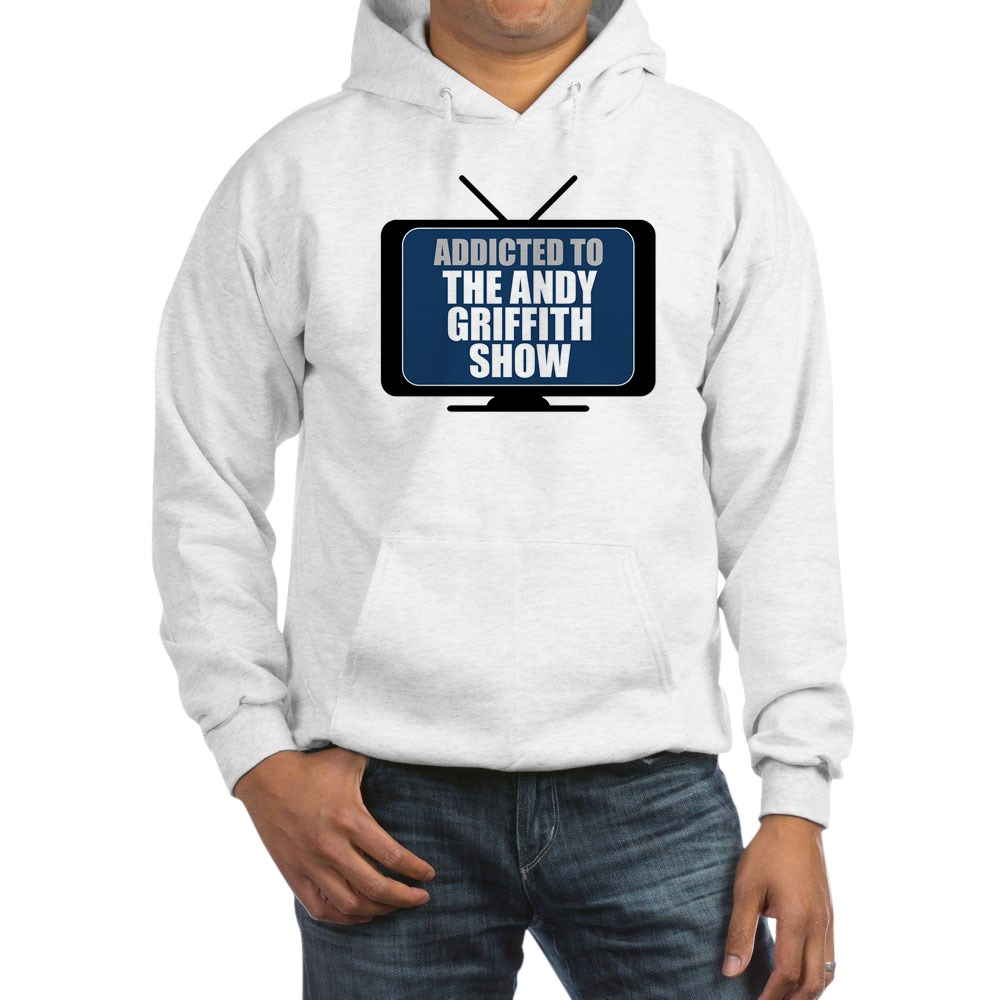 Addicted to the Andy Griffith Show Hooded Sweatshirt