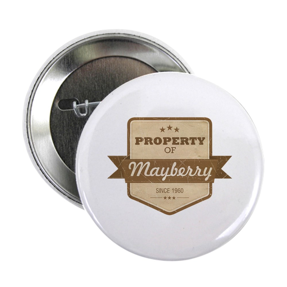 Property of Mayberry 2.25
