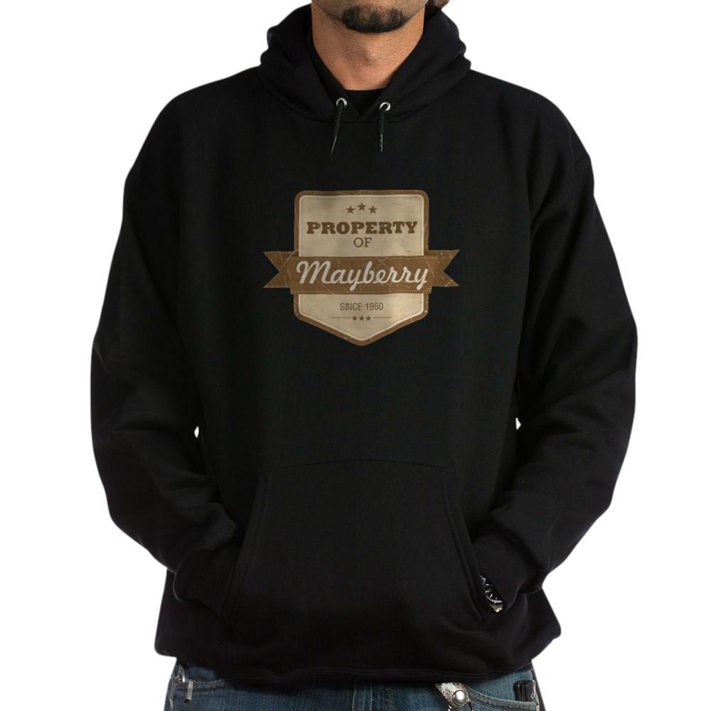 Property of Mayberry Dark Hoodie