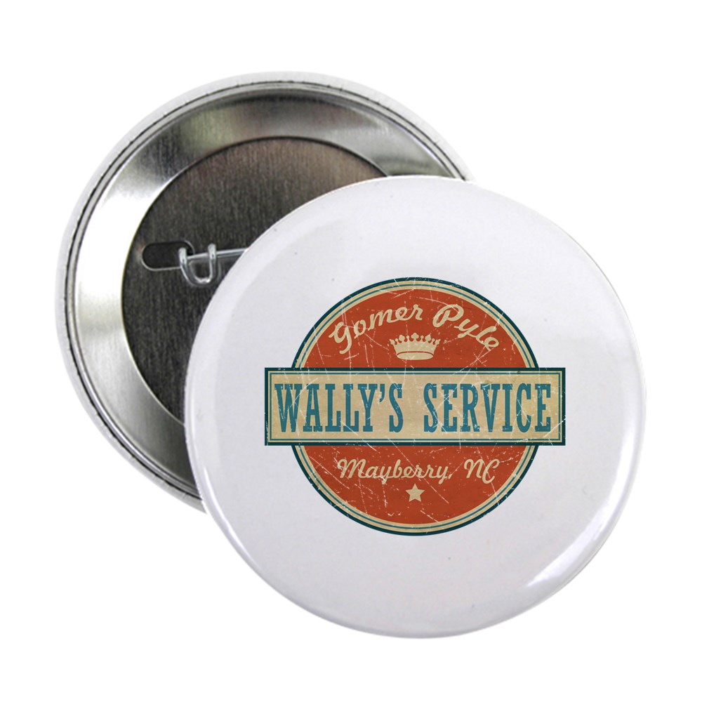 Wally's Service - Gomer Pyle  2.25