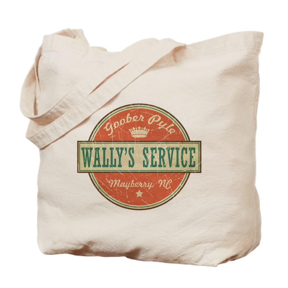 Wally's Service - Goober Pyle Tote Bag