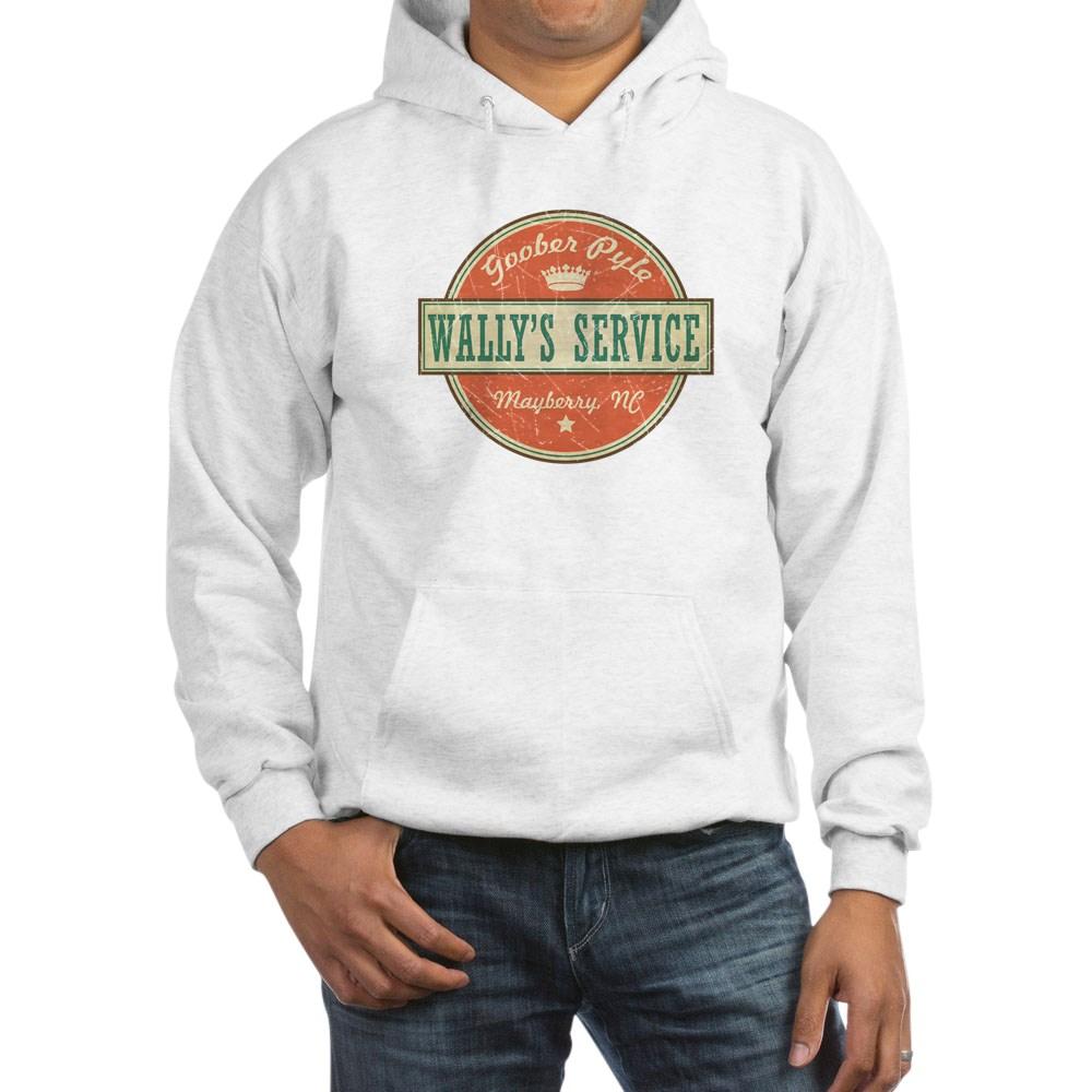 Wally's Service - Goober Pyle Hooded Sweatshirt