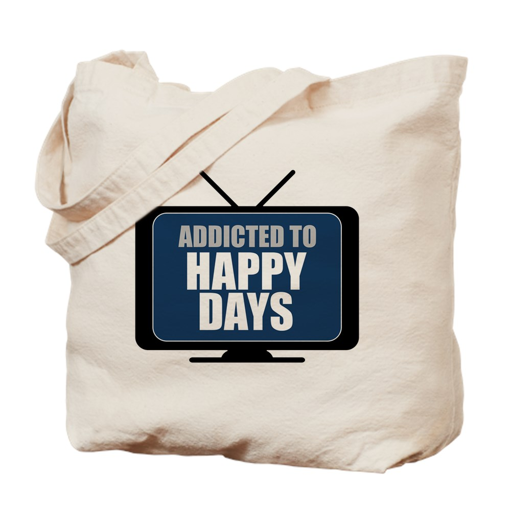 Addicted to Happy Days Tote Bag