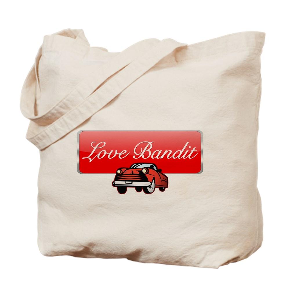 Love Bandit Tote Bag