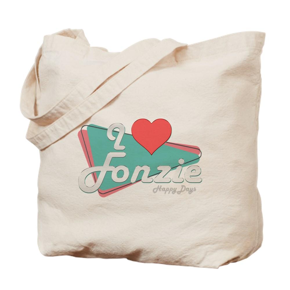 I Heart Fonzie Tote Bag