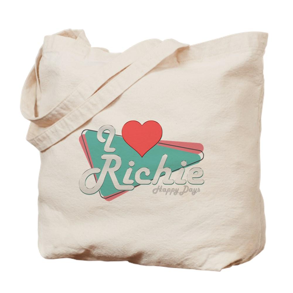 I Heart Richie Tote Bag