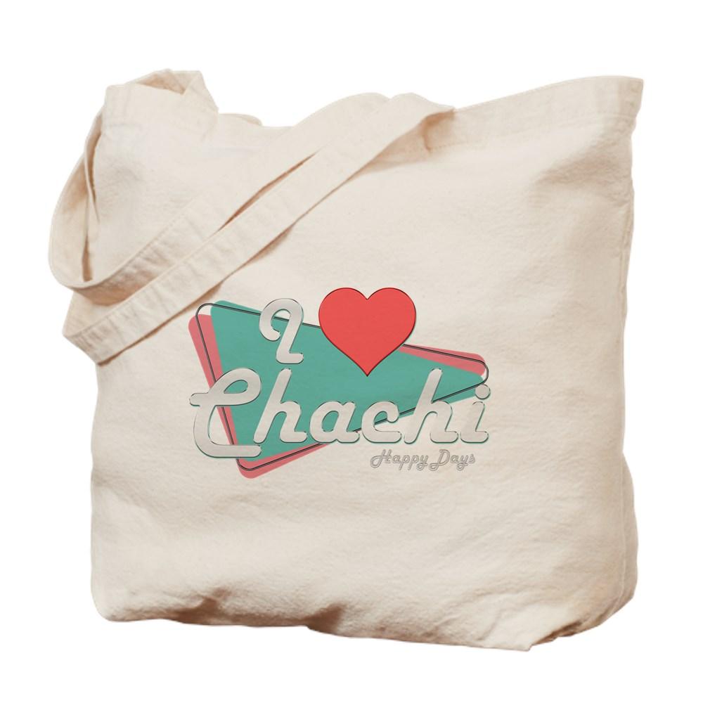 I Heart Chachi Tote Bag