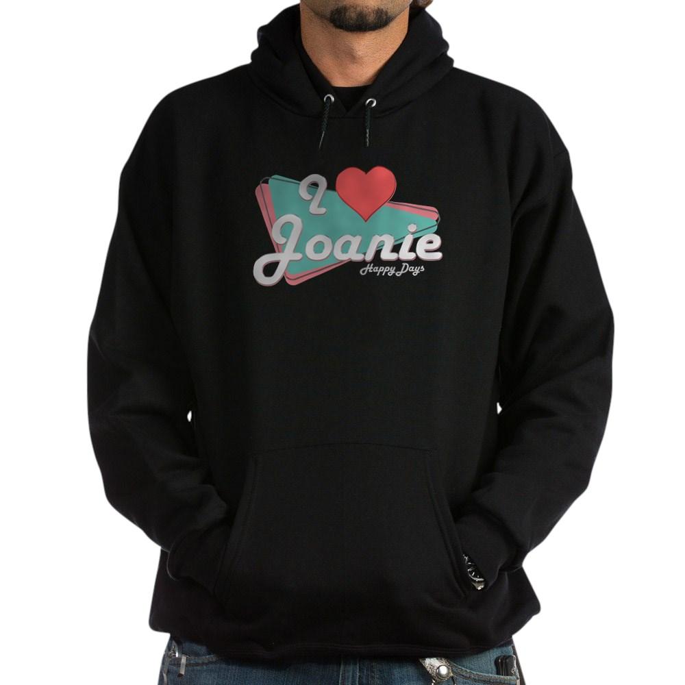 I Heart Joanie Dark Hoodie