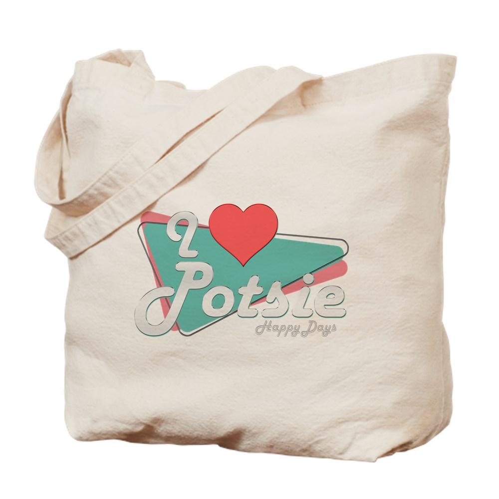 I Heart Potsie Tote Bag