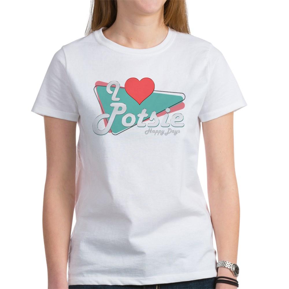 I Heart Potsie Women's T-Shirt