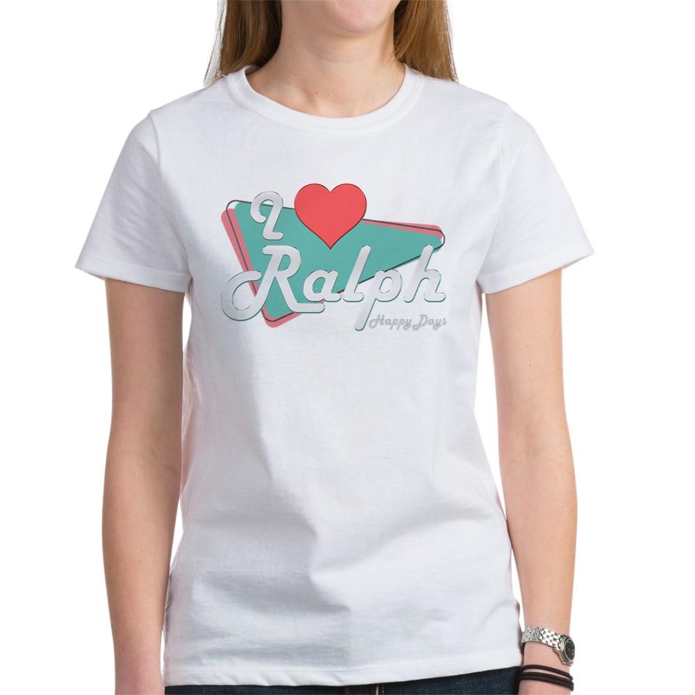 I Heart Ralph Women's T-Shirt