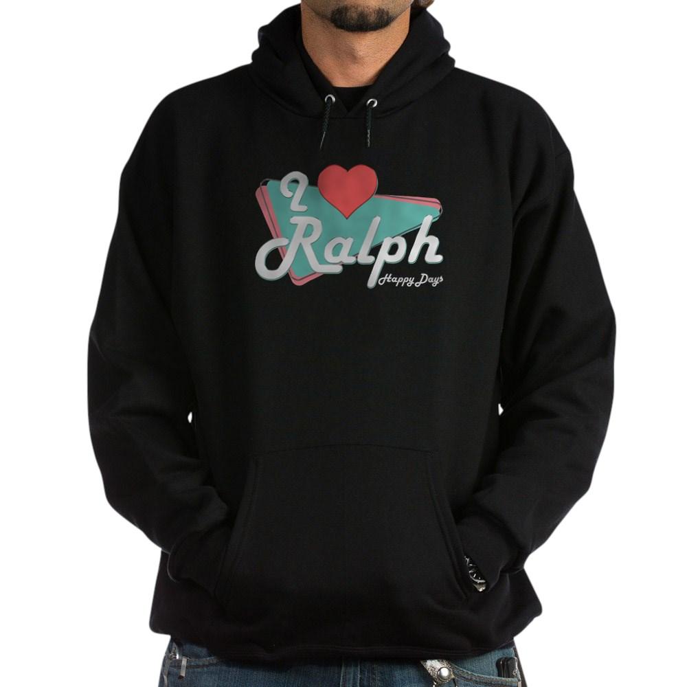 I Heart Ralph Dark Hoodie