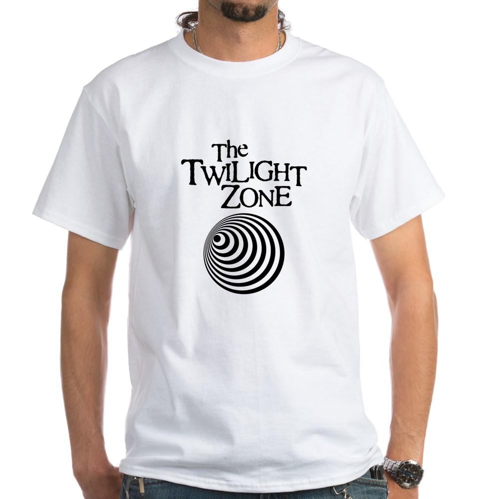 Twilight Zone White T-Shirt