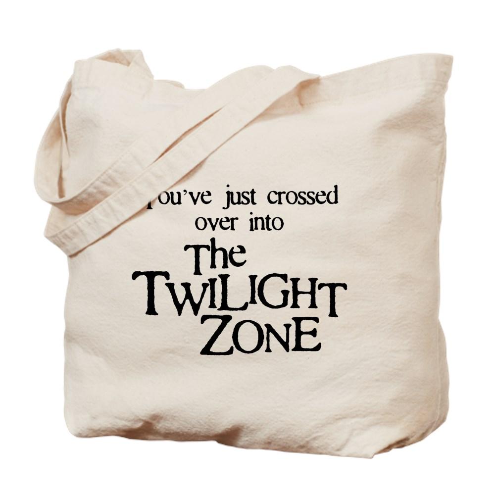 Into The Twilight Zone Tote Bag