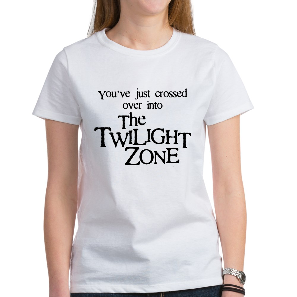 Into The Twilight Zone Women's T-Shirt