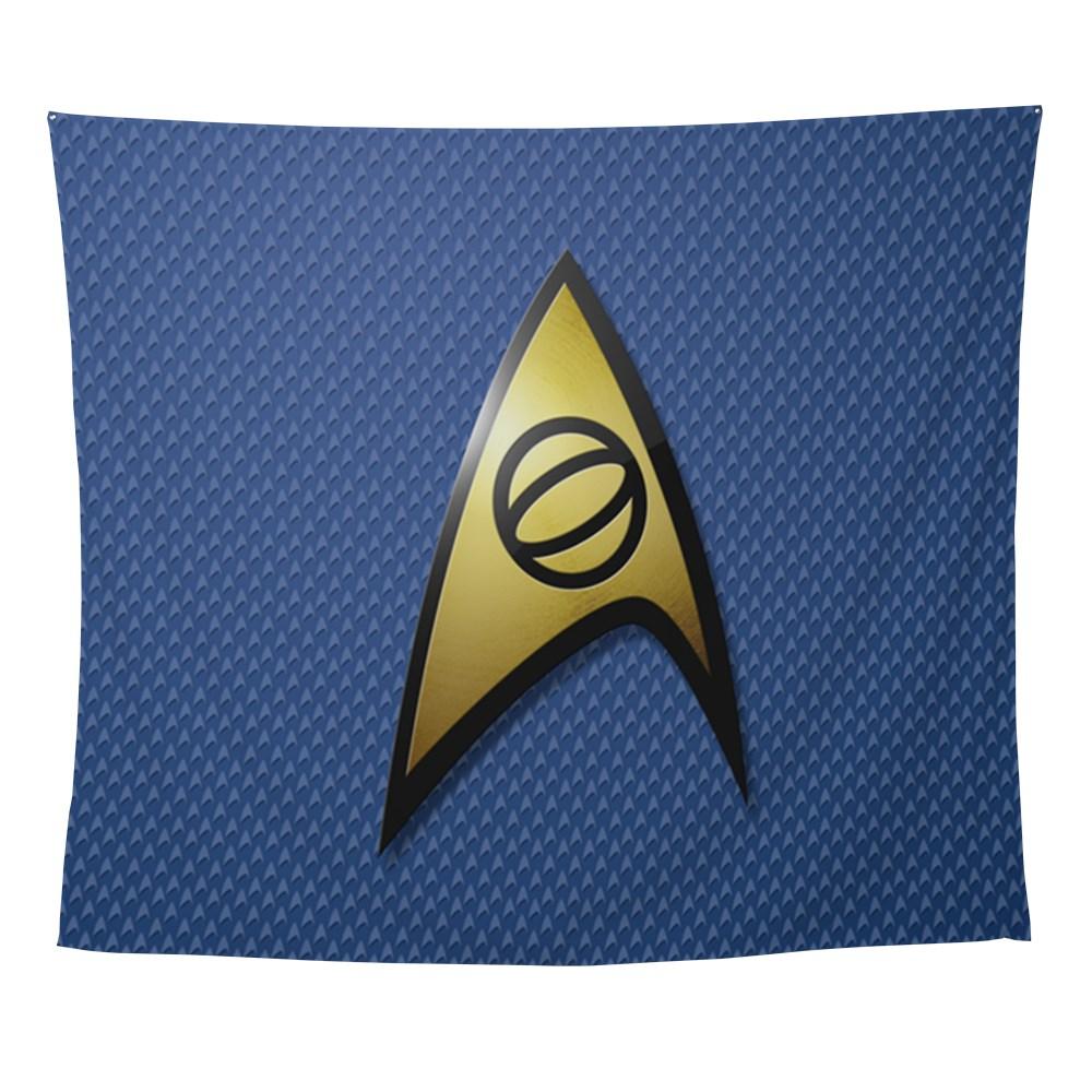 Star Trek: TOS Science Wall Tapestry