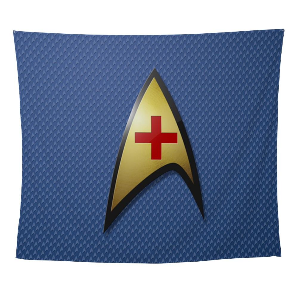 Star Trek: TOS Medical Wall Tapestry