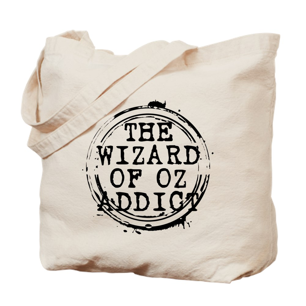 The Wizard of Oz Addict Stamp Tote Bag